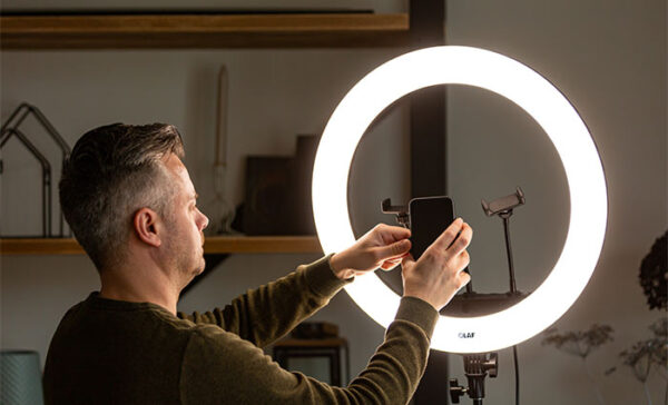 Olaf Professional Studio Ringlamp