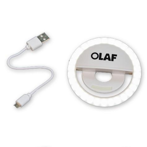 OLAF Selfielight Ringlamp